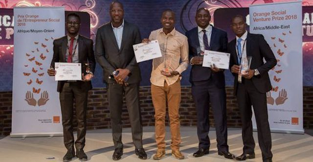 Ouverture des candidatures pour le 10ème  Prix Orange de l'Entrepreneur Social en Afrique et au Moyen-Orient (POESAM)