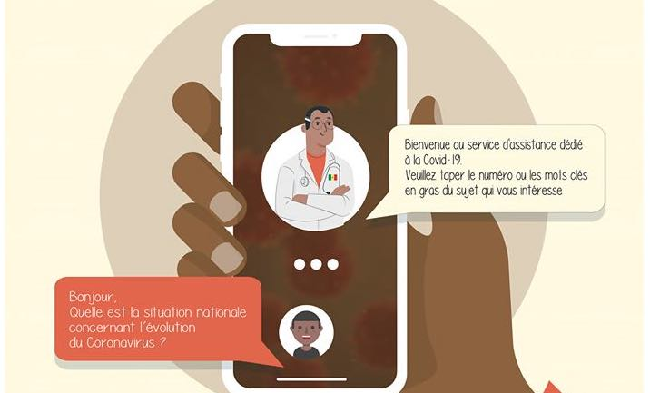 Sénégal – Le gouvernement lance un service d'information sur le coronavirus sur WhatsApp