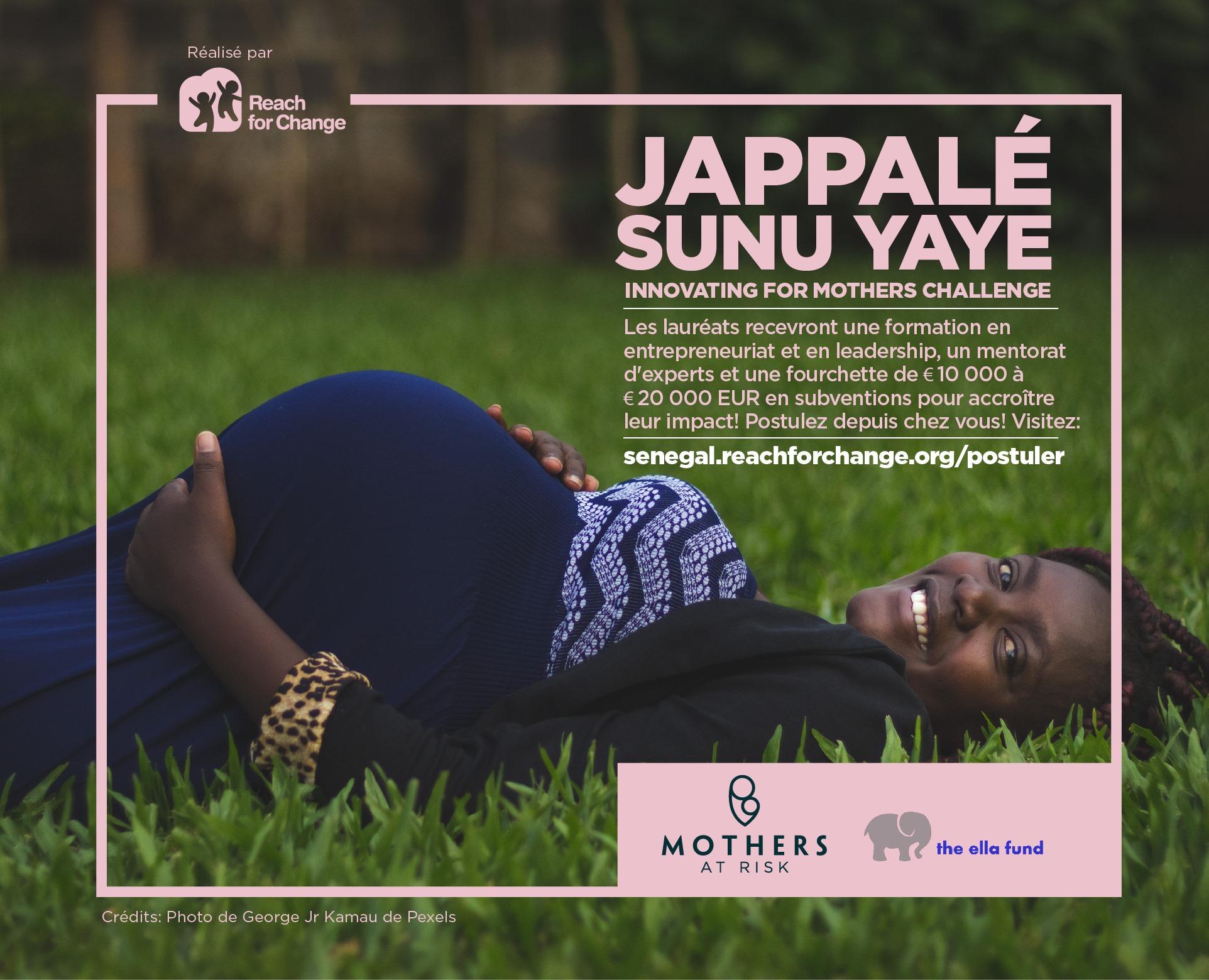 Lancement du Challenge Innovating for Mothers pour améliorer les soins  de santé maternelle et néonatale au Sénégal