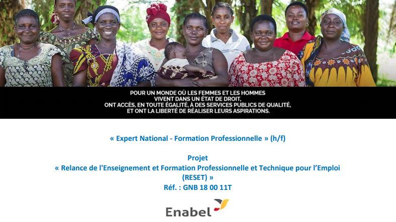 Enabel, l'Agence belge de développement recrute