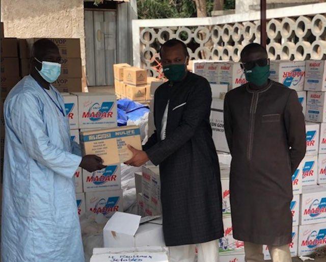 Sénégal/Covid-19 : Le Parc des Technologies numériques apporte sa contribution