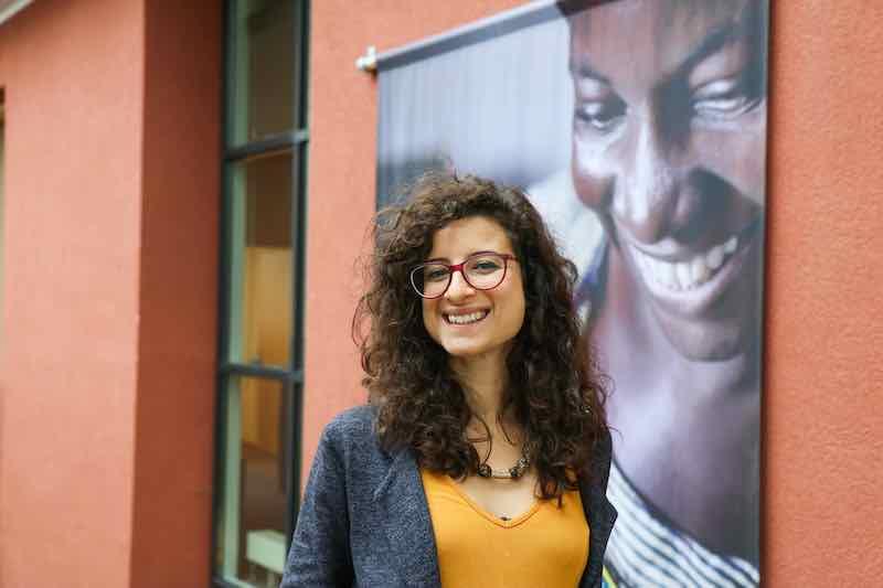 """Elisabetta Demartis, experte en digitalisation : """"beaucoup de jeunes en Afrique ont l'envie d'entreprendre mais..."""""""