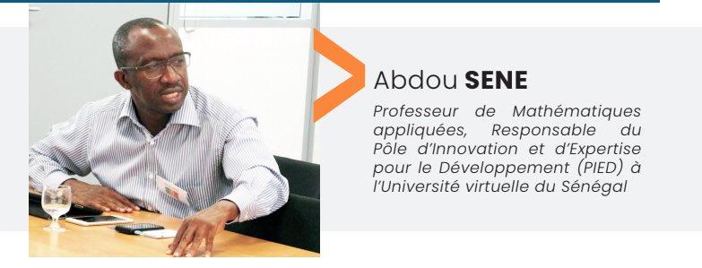 « Les données publiques sont insuffisantes pour une compréhension profonde de l'évolution du COVID-19 au Sénégal» ( Expert)