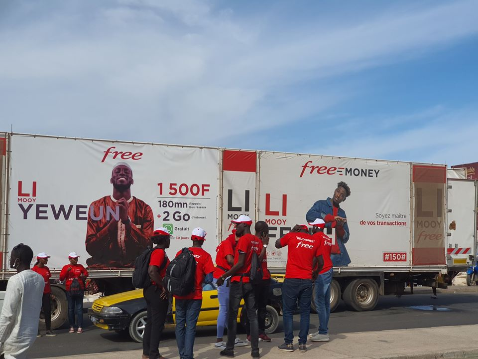 Lii Moy todjé deug :  Le «vol» de Free Sénégal qui rapporterait 10 millions de FCFA par jour  à l'opérateur !
