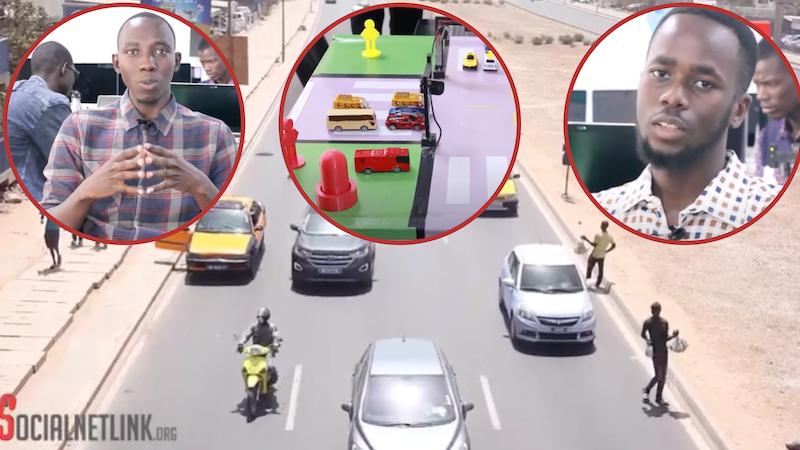 """Smart Transport : """"Yoon-bi"""", la Startup sénégalaise qui veut réduire les embouteillages grâce à l'IA"""