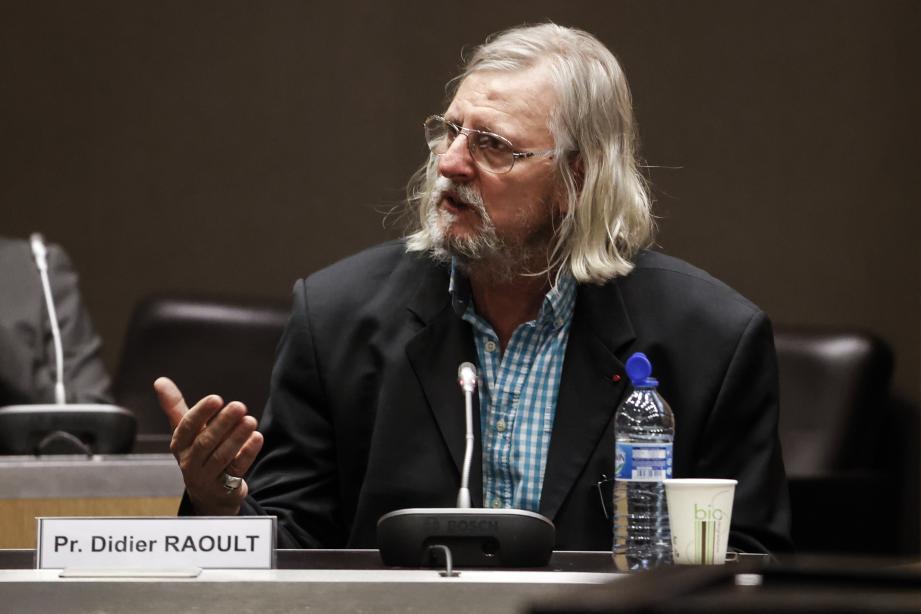 Covid-19: les révélations de Didier Raoult  sur le Conseil scientifique devant les députés