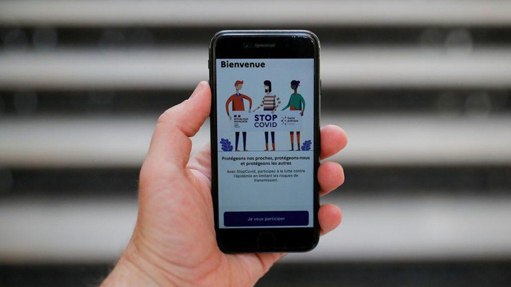 Traçage numérique: 2 % des Français ont activé l'application StopCovid