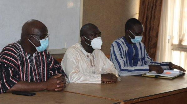 Concours fonction publique au Burkina: La plateforme d'inscription relookée