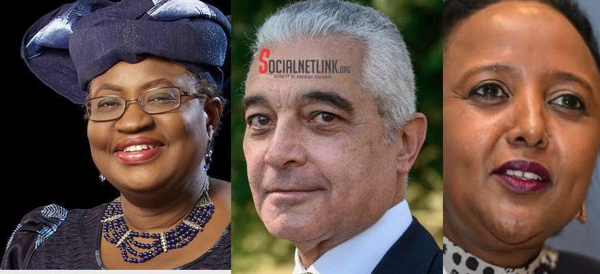 A la découverte des trois candidats africains pressentis au poste  de la Direction de l'OMC