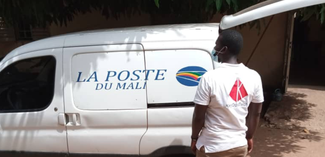 KeyOpsTech signe un partenariat avec La Poste du Mali