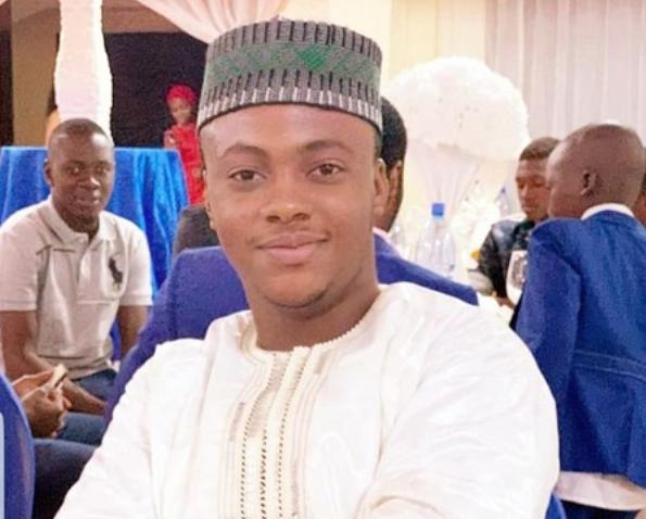 Abdoulaye Sall, concepteur de Kodol, un collier connecté intelligent