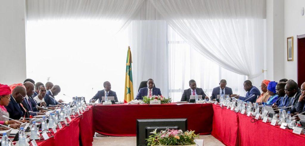 Communiqué du Conseil des ministres du 17 juin 2020