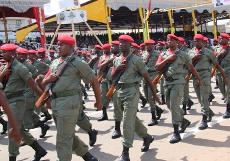 Concours d'entrée dans les écoles de Gendarmerie (Cameroun)