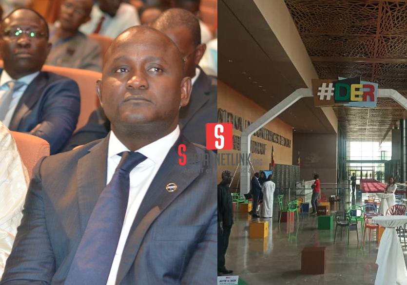 Parcours : A la découverte de Pape Amadou SARR, Délégué Général à la DER/FJ