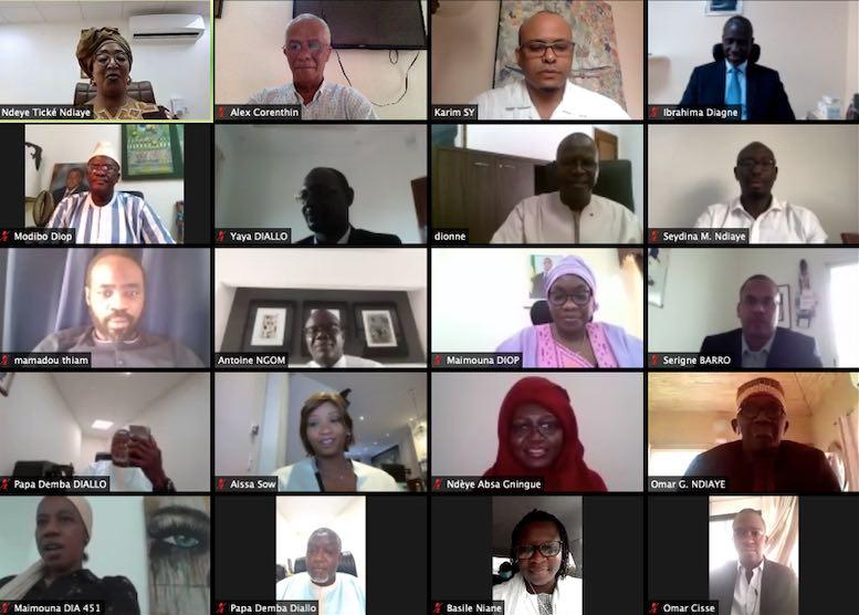 Sénégal : le Conseil National du Numérique installé