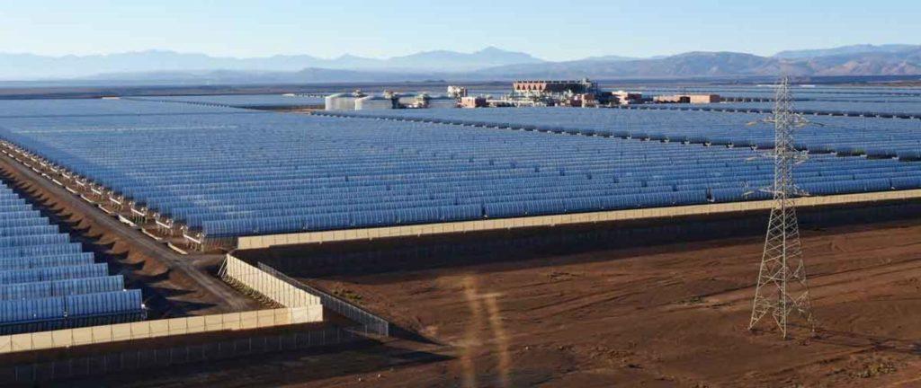 Maroc : Noor Ouarzazate, l'un des plus grands parcs solaires au monde