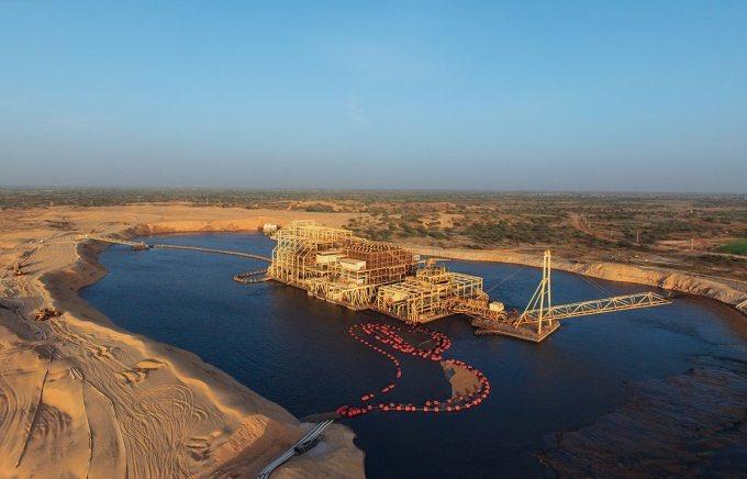 Le 4éme gisement de zircon le plus important au monde se trouve au Sénégal