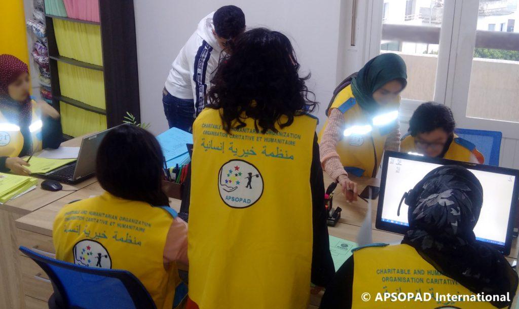 Réaction des ONGs face à la pandémie du COVID-19: cas d'APSOPAD International