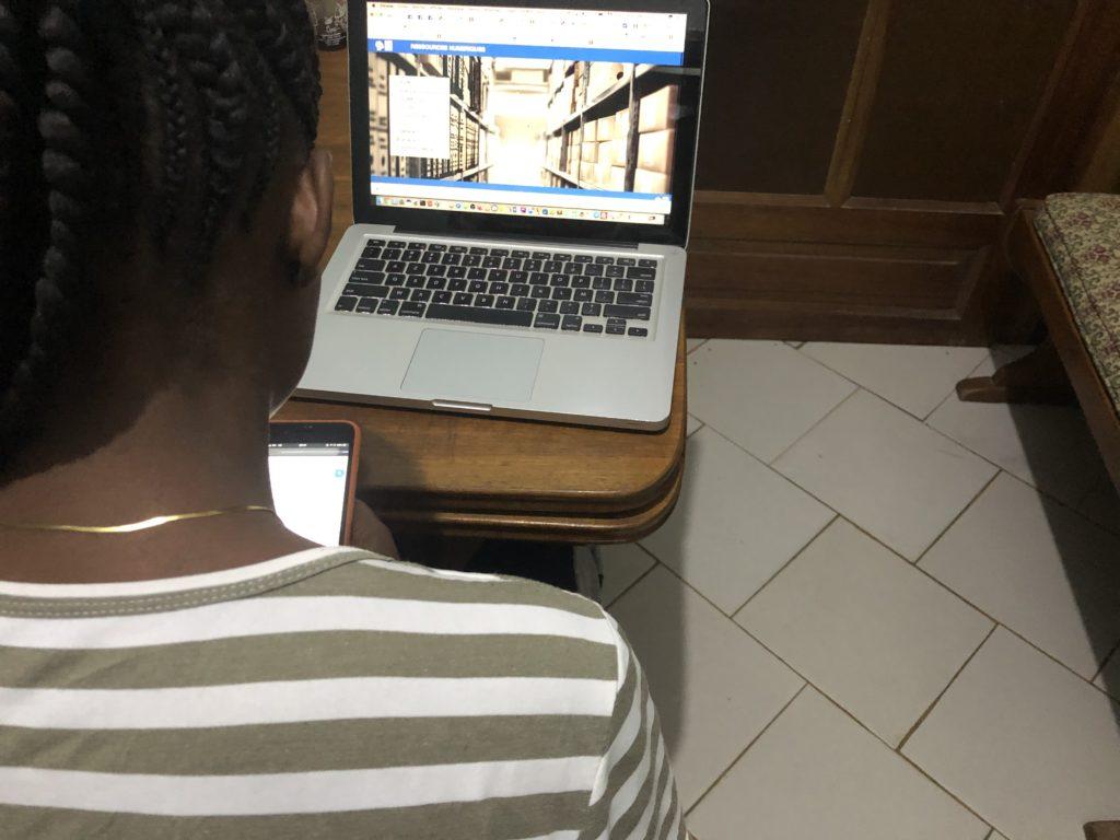 COVID19- EDUCATION: Apprendre à la maison avec des groupes de soutien scolaire en ligne
