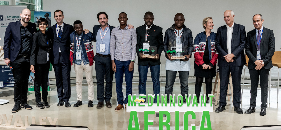 Concours MED'INNOVANT AFRICA 2020 :  appel à candidatures aux start-up africaines