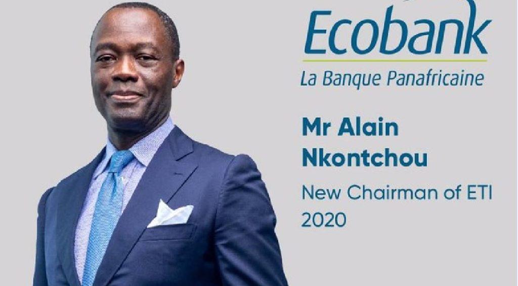 Qui est Alain Nkontchou, le nouveau patron du groupe Ecobank ?