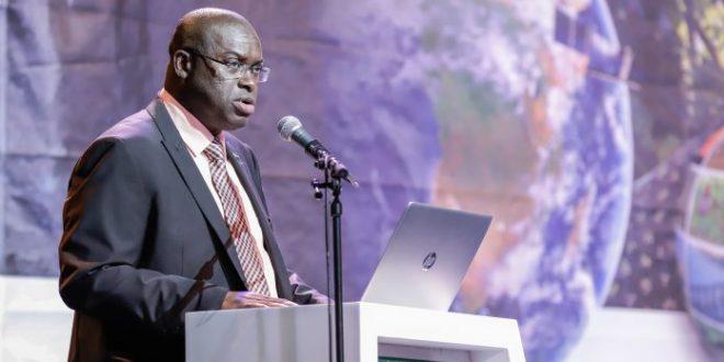 WEBINAR-GEOMATICA: Dr Tidiane Ouattara scrute les défis de l'Afrique dans le domaine spatial