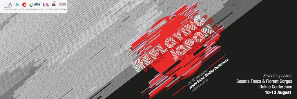 Le Liège Game Lab accueille Replaying Japan, un colloque international  sur les jeux vidéo