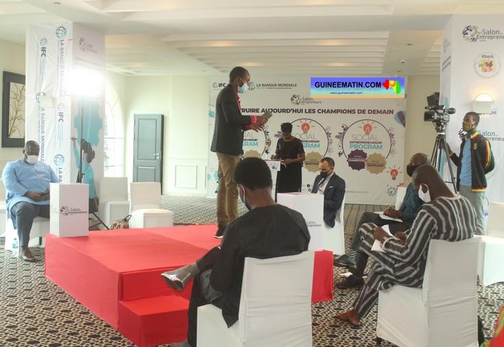 Guinée- 12 projets seront sélectionnés dans le concours Social Entrepreneurship Program
