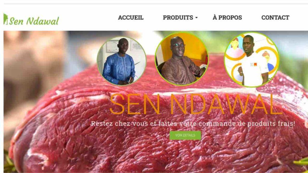 Sen Ndawal, un nouveau marché virtuel pour le consommer sénégalais