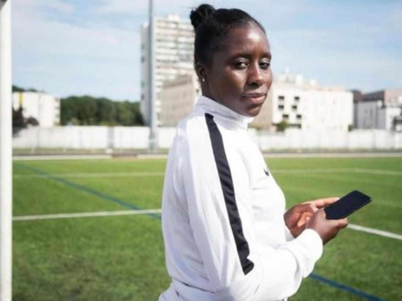 La joueuse Sébé Coulibaly, lance Ladies Squad, une application pour mettre en contact les pratiquantes