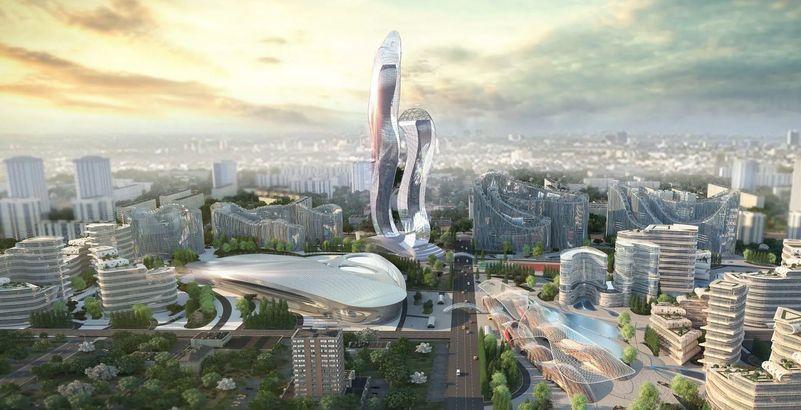 Akon City, une ville écoresponsable avec son propre modèle économique