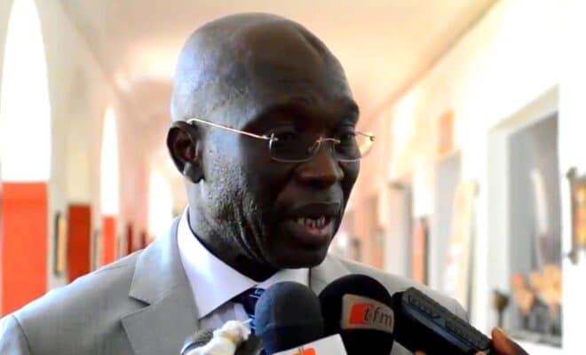 Assane Soumaré, nouveau Pca la Banque régionale des Marchés
