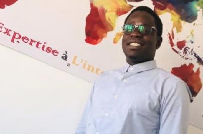 10.000 Codeurs: Modou NDIAYE, symbole d'une jeunesse déterminée à réussir dans le numérique