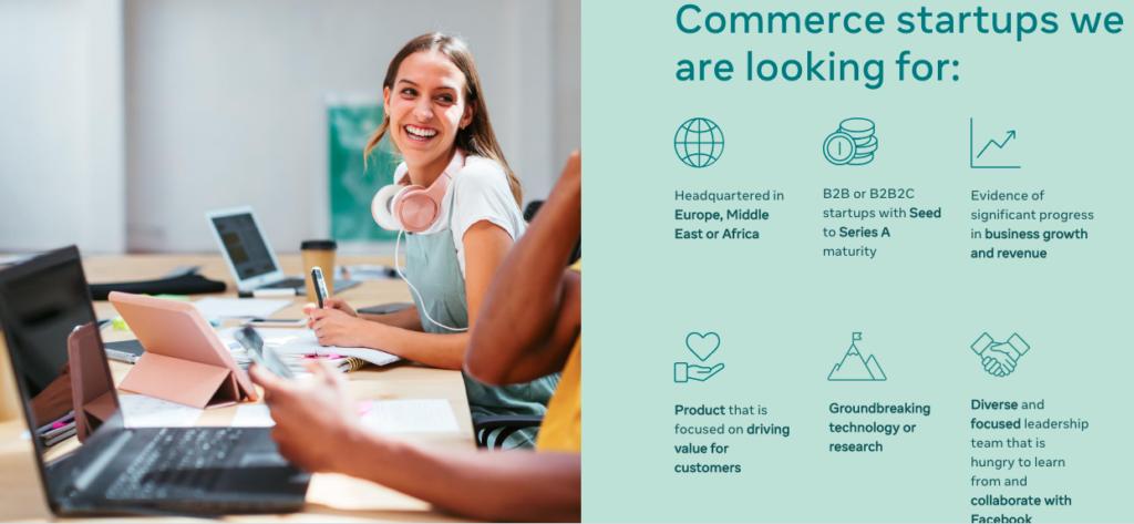 Facebook: Appel à candidatures pour une formation destinée aux startups du e-commerce