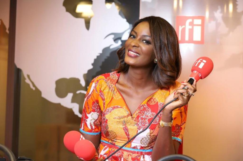Diara Ndiaye : la  journaliste  sénégalo-française qui a fini par s'imposer dans les médias étrangers