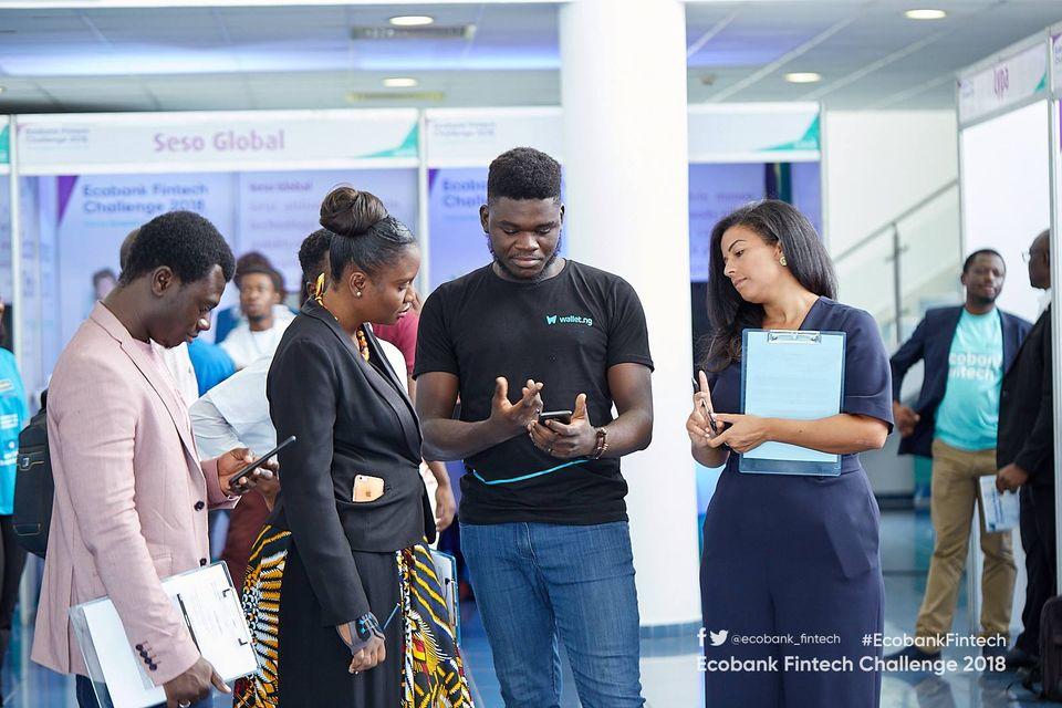 La  startup Nokwary Technologies, proposant le transfert d'argent via Whatsapp remporte le concours  d'Ecobank Fintech Challenge