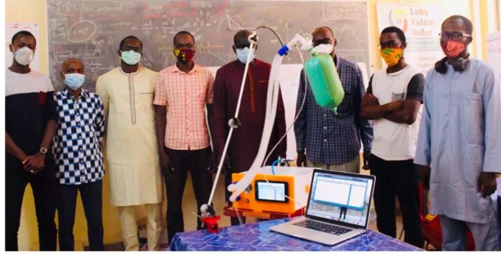 ESP Thiès : Bientôt le démarrage de la conception des  premiers respirateurs artificiels au Sénégal