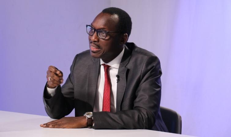 Babacar Diagne: «Beaucoup de nos stars de l'audiovisuel  ne sont pas cultivées, c'est dangereux»
