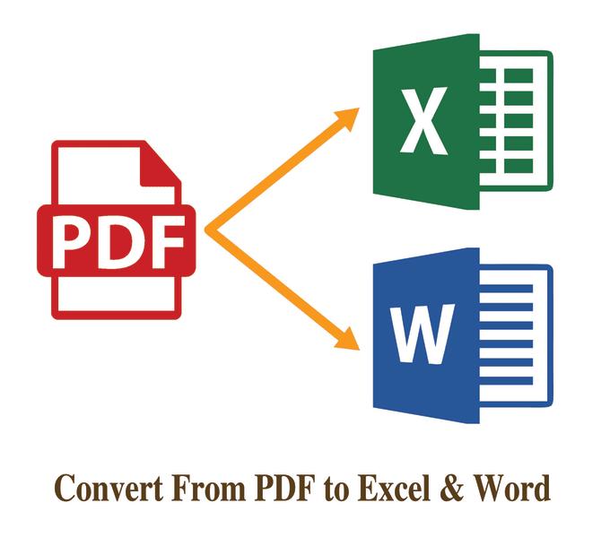 Comment modifier un fichier PDF en word