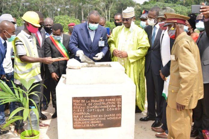 Le Cameroun et le Congo interconnectés par la fibre Optique