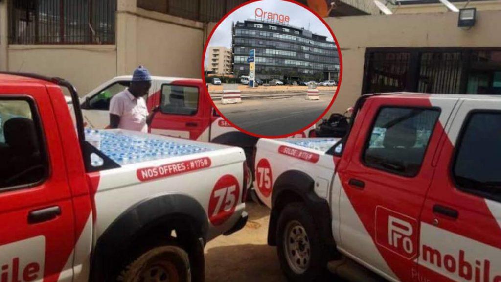 Démarrage des activités de Promobile: Mbackiou Faye signe avec Orange