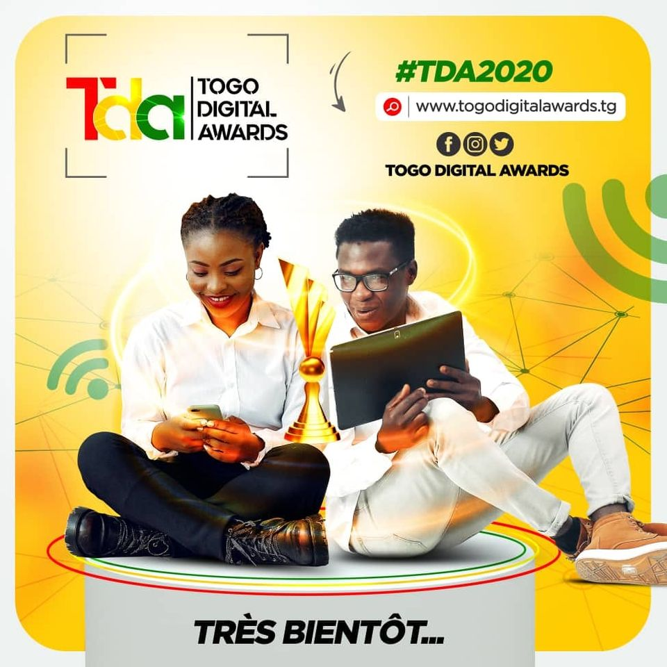 Togo Digital Awards 2020 : l'évent qui célèbre les acteurs du numérique