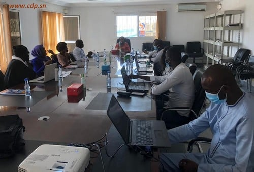 La mission d'audit du fichier électoral reçue par la CDP