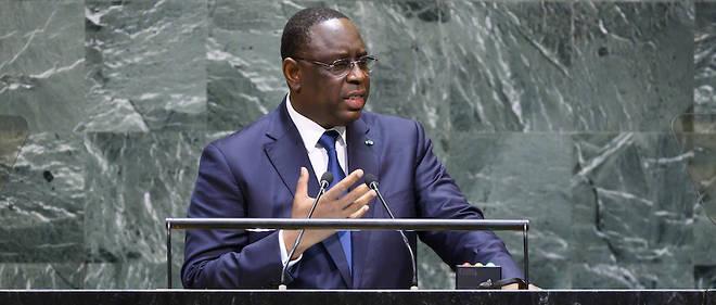 Macky Sall: «Le pays va atteindre pour la première fois une croissance à deux chiffres, notamment 13, 7 %»