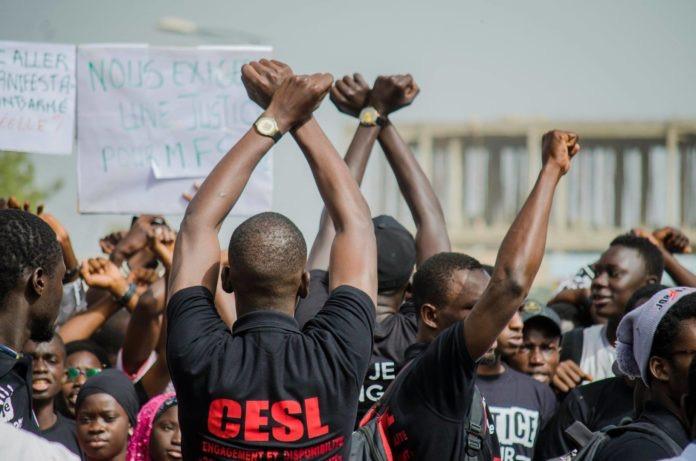 Université- Bras de fer entre le  CESL  et le recteur de l'Ugb