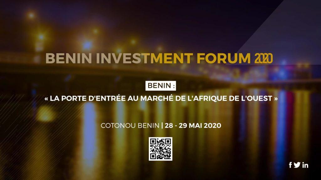 Lancement de la 3è édition de Bénin Investment Forum