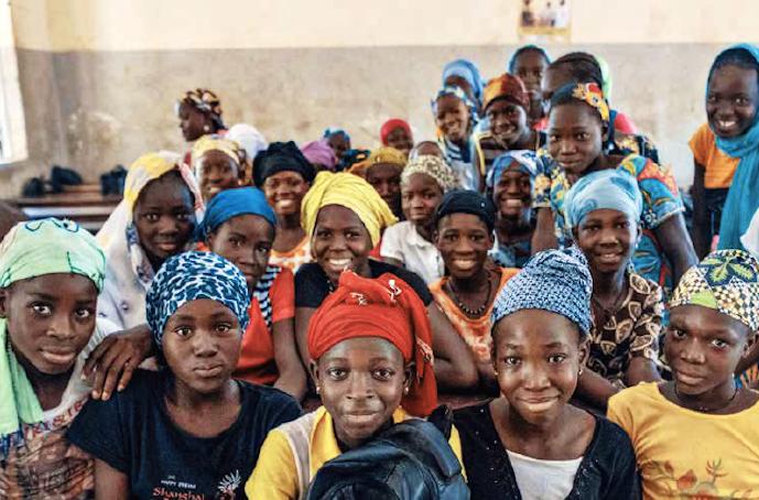 Offre de bourses de formation professionnelle pour 180 jeunes filles de la  région de Fatick Socialnetlink
