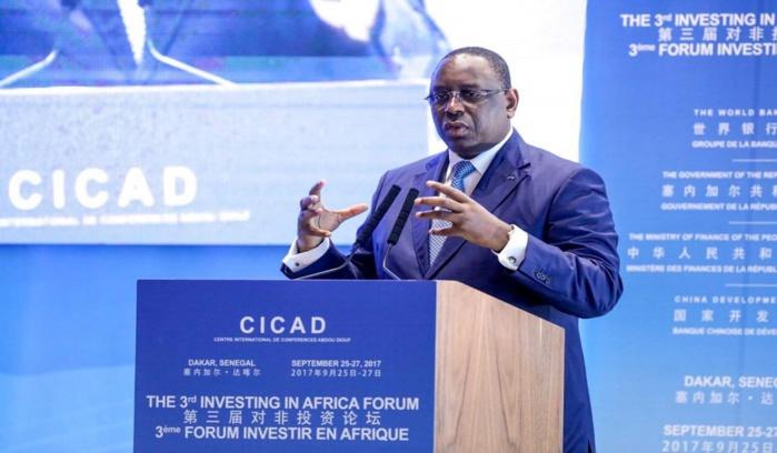 Le Sénégal classé  à la 4e place dans l'Attractivité du secteur privé en période de pandémie