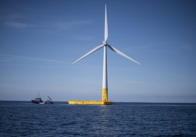 Réduction émissions de CO2: Apple va construire les deux plus grandes éoliennes au monde