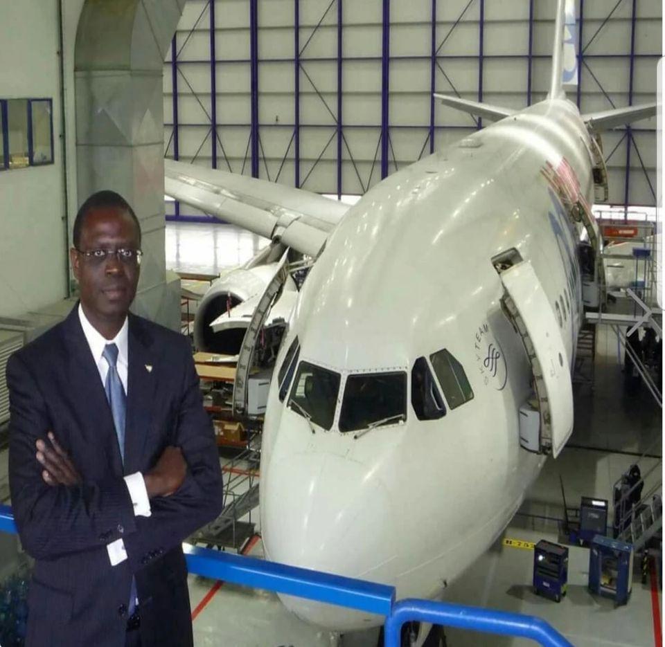 Qui est Abdoulaye Mady NDIAYE, ce thiessois qui porte sur ses épaules le destin de l'aviation civile en Europe.